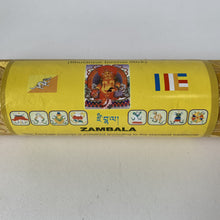 Load image into Gallery viewer, Incense Bhutanese Incense: Zambala Incense - Round close up