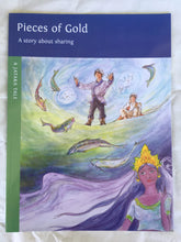 Load image into Gallery viewer, Jataka Tales Series: Pieces of Gold front cover