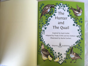 Jataka Tales Series: The Hunter and the Quail title page