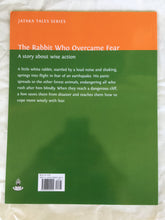 Load image into Gallery viewer, Children's Story Book: The Rabbit Who Overcame Fear - Back cover