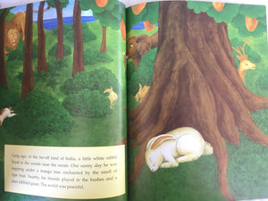 Children's Story Book: The Rabbit Who Overcame Fear - page 1