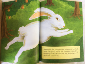 Children's Story Book: The Rabbit Who Overcame Fear - page 2