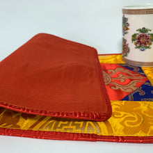 Load image into Gallery viewer, Placemat/Altar Cloth - Double Vajra