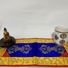 Load image into Gallery viewer, Placemat/Altar Cloth-Double Vajra