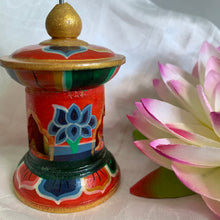 Load image into Gallery viewer, Standing Prayer Wheel - Small