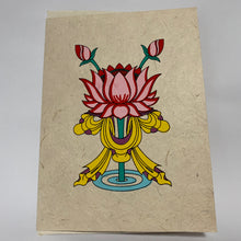 Load image into Gallery viewer, Greeting Card - Lotus