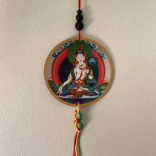 Load image into Gallery viewer, Wooden Hanger - White Tara