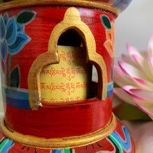 Load image into Gallery viewer, Standing Prayer Wheel