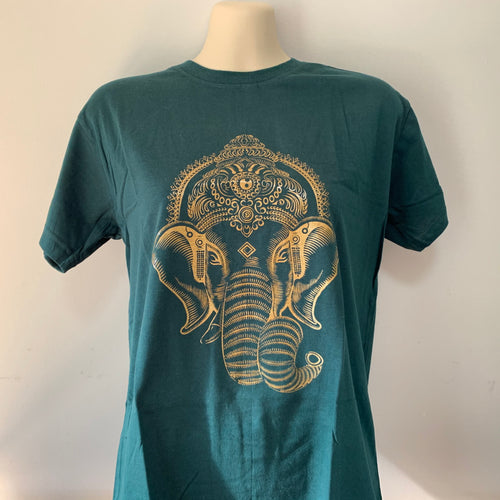Ganesha Face T-Shirt