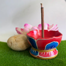 Load image into Gallery viewer, Lotus Incense Holder - Small