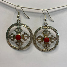 Load image into Gallery viewer, Double Dorje Earrings
