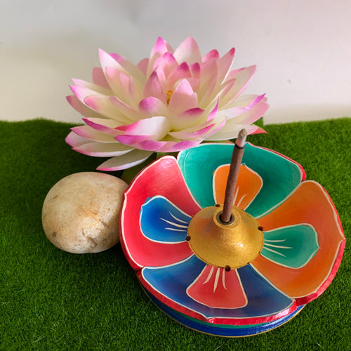 Lotus Incense Holder - Large