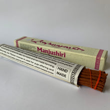 Load image into Gallery viewer, Incense: Tibetan Incense: Manjushiri Incense open example