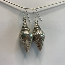 Load image into Gallery viewer, Conch Shell Earrings