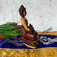 Load image into Gallery viewer, Medicine Buddha Statue - Antique like