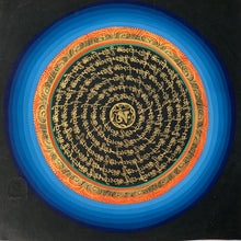 Load image into Gallery viewer, Compassion Mani Thangka