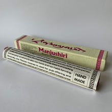 Load image into Gallery viewer, Incense: Tibetan Incense: Manjushiri Incense open long