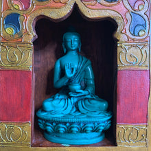 Load image into Gallery viewer, Blessing Buddha - Green
