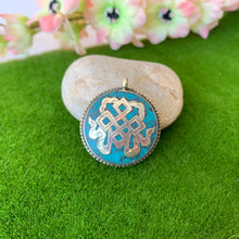 Load image into Gallery viewer, Endless Knot Pendant