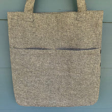 Load image into Gallery viewer, Tote Bag - Yak Yak Yak ~ Grey