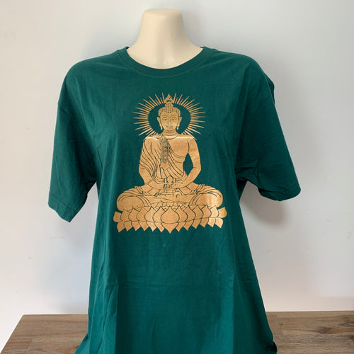 Seated Buddha T-Shirt