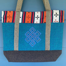Load image into Gallery viewer, Tote Bag - Endless Knot