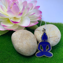 Load image into Gallery viewer, Meditating Buddha Pendant