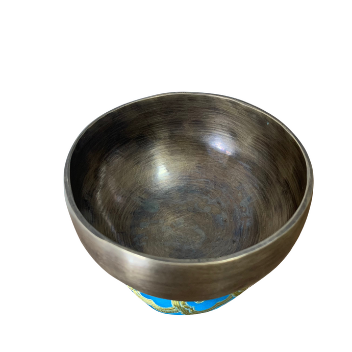 Hand Hammered Singing Bowl  - Large