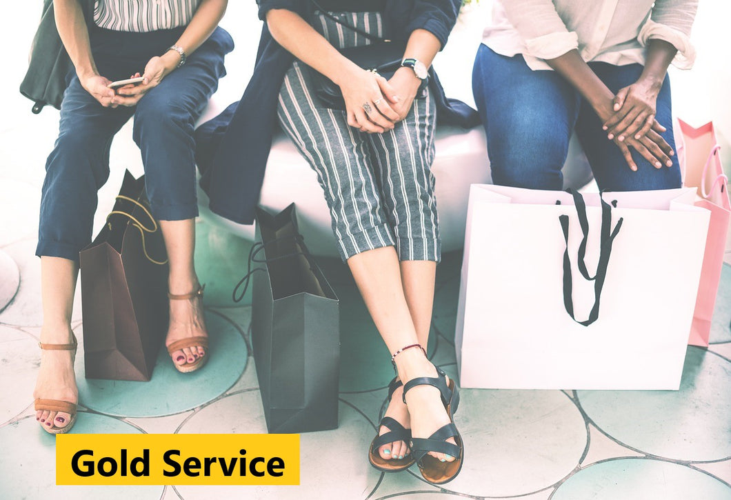 Delhi Personal Shopper - Gold Service