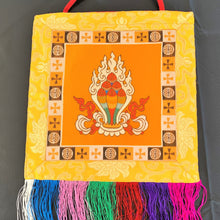 Load image into Gallery viewer, Norbu Wall Hanging - Yellow