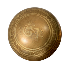 Load image into Gallery viewer, Dharma Wheel Singing Bowl