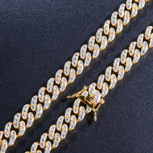 9mm Cuban Link Armband