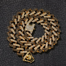 Laden Sie das Bild in den Galerie-Viewer, 15mm Cuban Link Chain