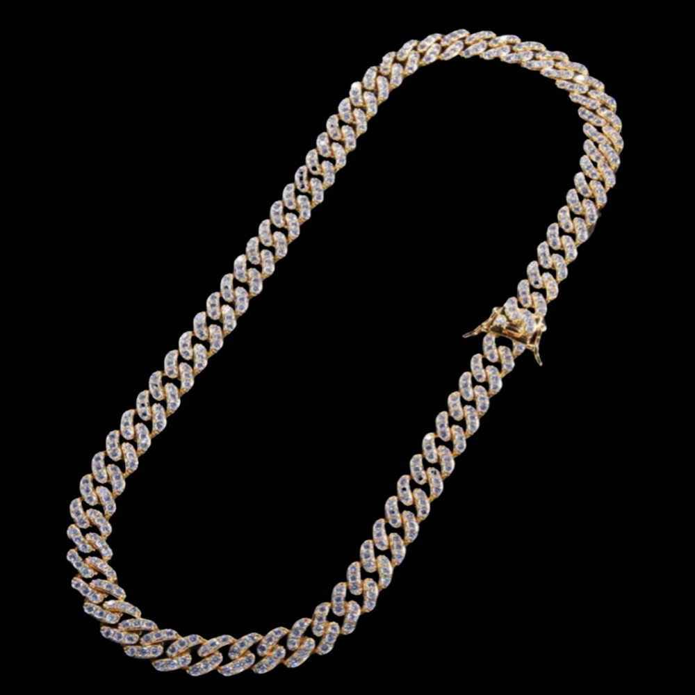 9mm Cuban chain