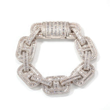 Laden Sie das Bild in den Galerie-Viewer, 15mm Miami Cuban Link Armband
