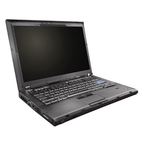 "Lenovo T400, 2.2GHZ C2D, 2Gb Ram, 160Gb HDD, 14.1"" Screen, Windows 7 OS, Grade A"
