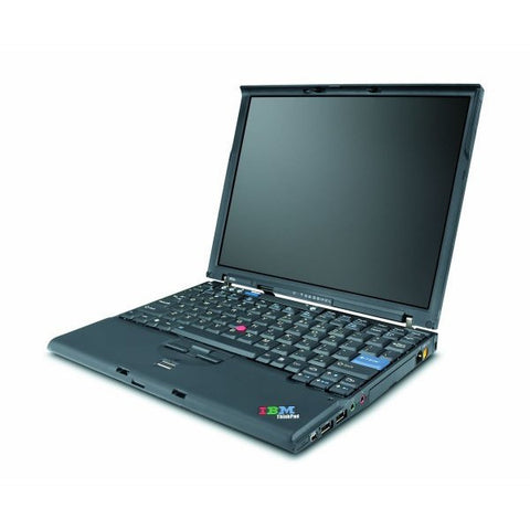 "Lenovo X60, 12.1"" Screen, 1.6GHz C2D CPU, 2Gb Ram, 80Gb HDD, Windows 7 OS, Grade A"
