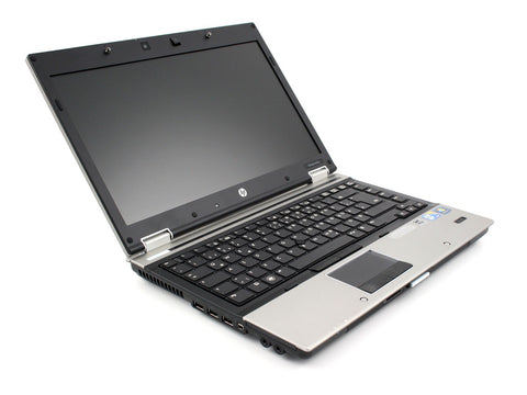 "HP 8440P, i5 2.4GHz, 4Gb Ram, 250Gb HDD, 14.1"", Windows 7, Grade A"