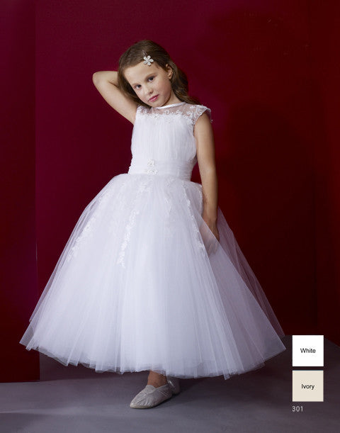 Macis Design #301 Flower Girl and Pageant Dress