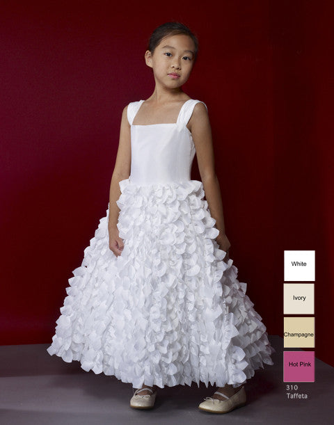 Macis Design #310 Flower Girl and Pageant Dress