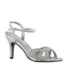 Dulce Sandal Heel - Silver or Gold