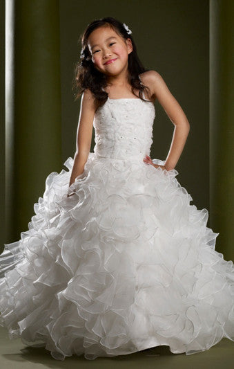 Macis Design #73915 Flower Girl and Pageant Dress