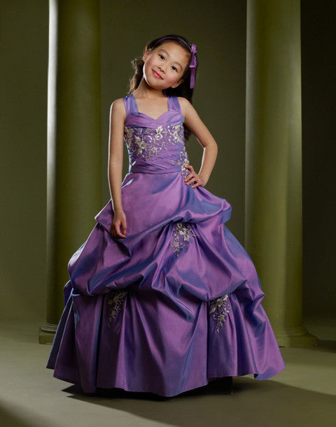 Macis Design #73940 Flower Girl and Pageant Dress