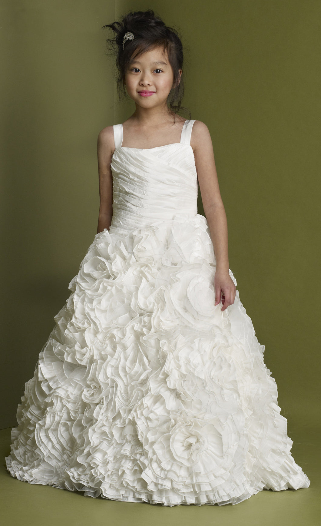 Macis Design #73986 Flower Girl and Pageant Dress