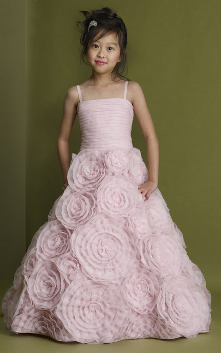 Macis Design #73990 Flower Girl and Pageant Dress