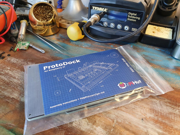ProtoDock Assembly Instructions