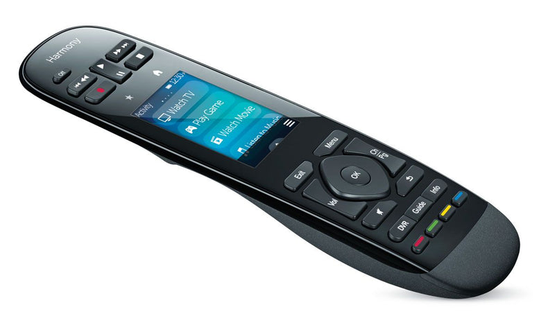 Using a Logitech Harmony Remote
