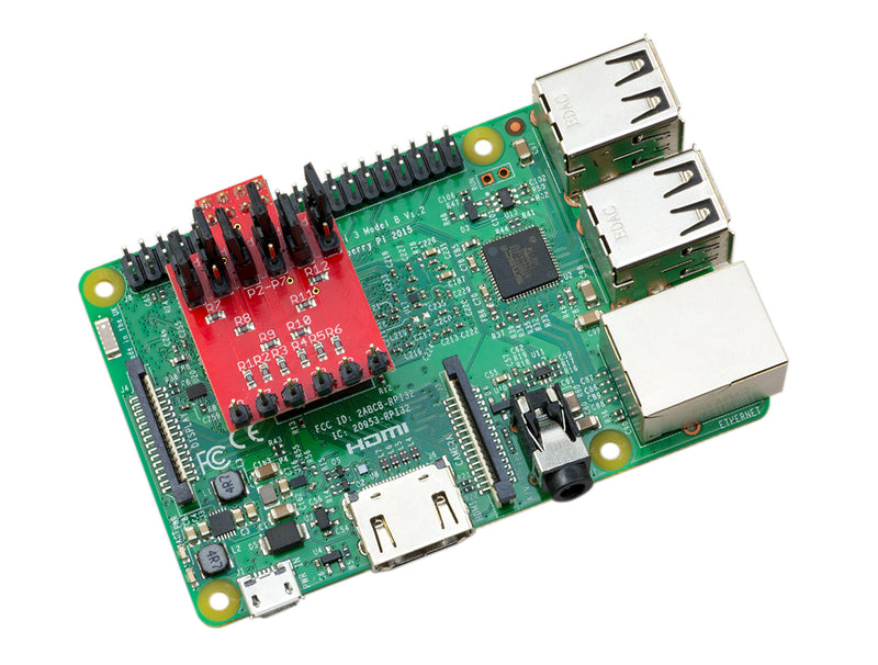 How to use ModMyPi's PUD board