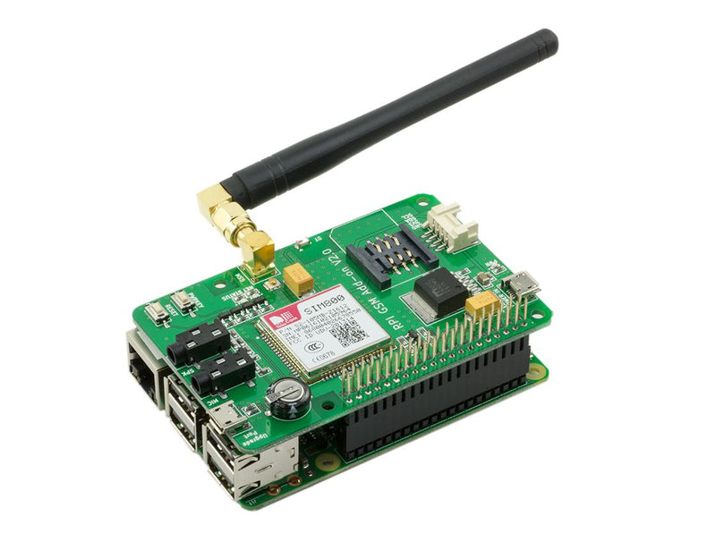 How to connect your Raspberry Pi to a 3G network