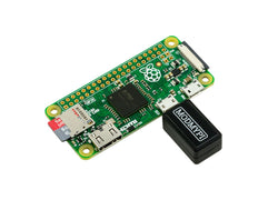 Raspberry Pi Zero Micro USB WiFi Dongle Set-Up Guide